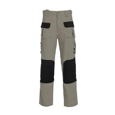 """מכנסי דגמ""""ח עם מגיני ברכיים 8 כיסים"""