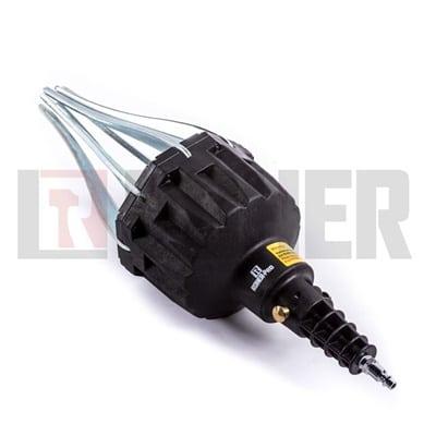 מכשיר פניאומטי להרכבת גומיות ציריה ROHER PRO PC-9257