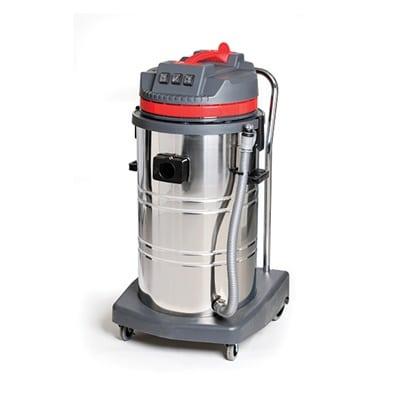 שואב אבק תעשייתי יבש / רטוב 80 ליטר S-WASHER