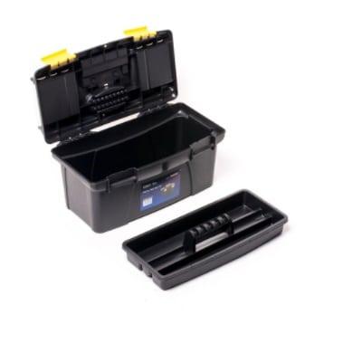 """ארגז כלים """"16 פלסטיק משולב ארגוניות ROHER PRO"""