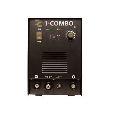 רתכת לריתוך באלקטרודה, בארגון ופלסמה ZIKA I-COMBO