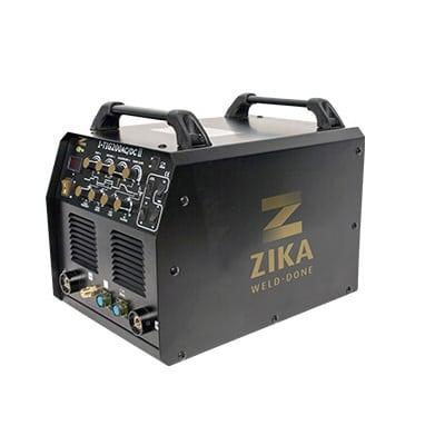 רתכת לריתוך TIG אלומיניום ונירוסטה ZIKA I-TIG 200 AC/DC
