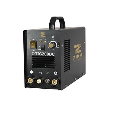 מכונה לריתוך TIG נירוסטה ZIKA I-TIG 200 DC