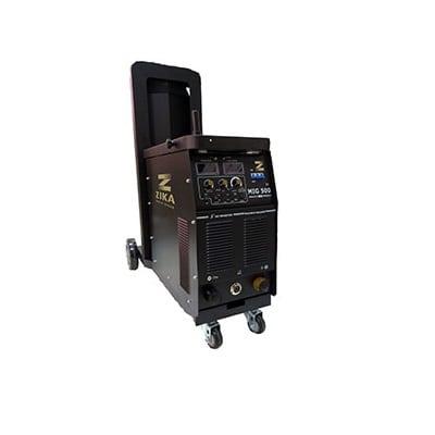 רתכת לריתוכים באמצעות סלילים ואלקטרודות בטכנולוגיה המתקדמת IGBT מזין חיצוני ZIKA