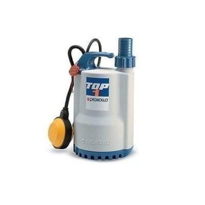 משאבה טבולה למים נקיים PEDROLLO TOP1