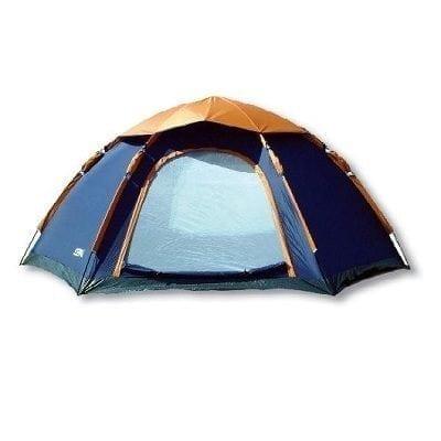 אוהל פתיחה בן רגע ל- 6 אנשים אמגזית