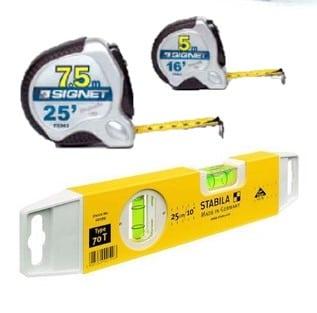 פלסים וסרטי מדידה