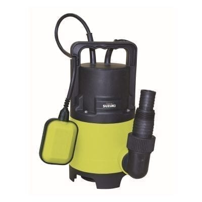 משאבה טבולה למים נקים/דלוחים SEPOMP4 500W Suzuki energy