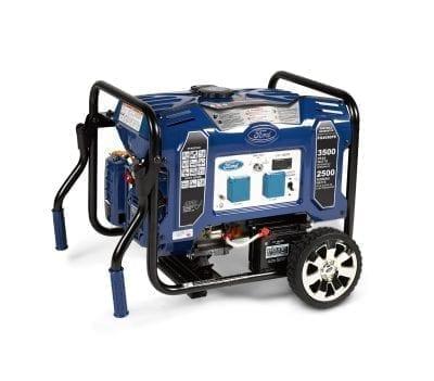 גנרטור מנוע FORD כולל AVR מייצב מתח הספק 3500W ידנית סטרטר – FG4050PE