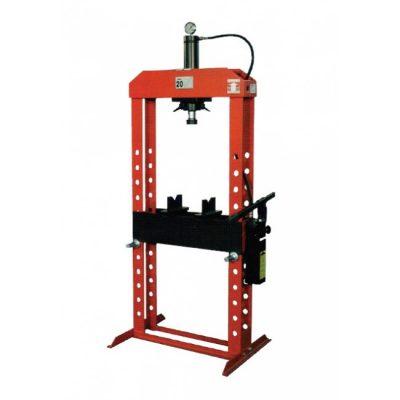 מכבש 20 טון גבוה הידראולי 2 מהירויות בוכנה זזה הפעלה רגלית – MAZZOLA MW20P