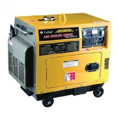 גנרטור דיזל 230V/400V – דגם LUTIAN 5GFLDE3