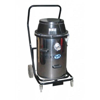 שואב 3 מנועים של 1000W מיכל נירוסטה 70 ליטר יבש/ רטוב – F54F1