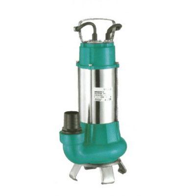 משאבת מים טבולה נירוסטה – KARNAF XSP20-9/1.1I