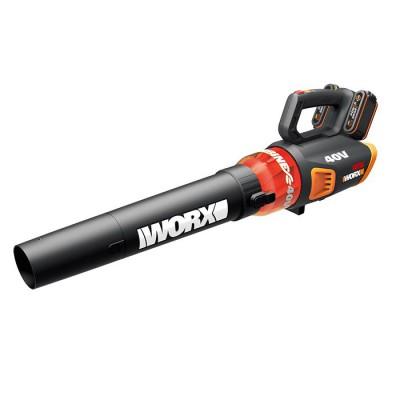 מפוח עלים 2X20V – כולל סוללות – WORX WG584E