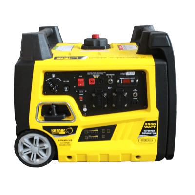 גנרטור מושתק אינוונטר 3500W LEVIRON דגם CPI3500EB